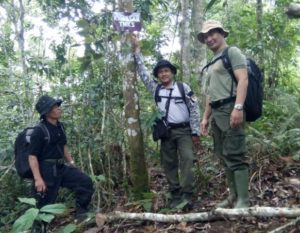 Patroli di KM 15
