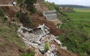 Proyek Bencal Kerinci 2017