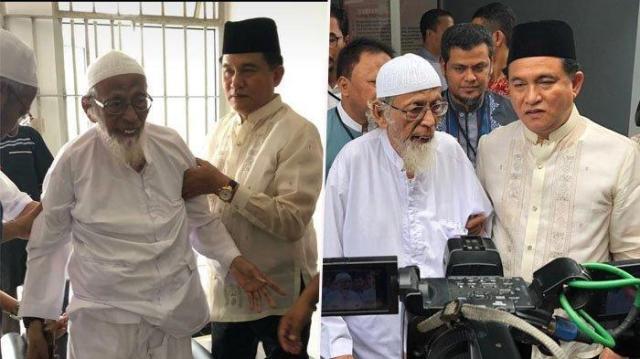 Photo of Abu Bakar Baasyir Batal Dibebaskan, Ini Penjelasan dari Pemerintah