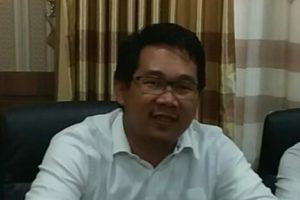 Aan Marandius, ST, MT Ketua Pokja Pemilihan 4 Bina Marga ULP Jambi