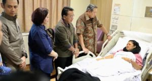 Ani Yudhoyono Sakit Kanker Darah
