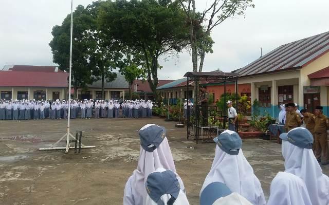 Danramil 417-03/Air Hangat Nasrul