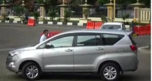 Efendi Hatta Ngacir Setelah Diperiksa KPK di Polda Jambi Kemarin 12/02/2019