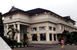 Gedung DPRD Provinsi Jambi