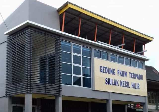 Photo of Mantap! Desa Siulak Kecil Hilir Bagun Gedung PKBM Terpadu