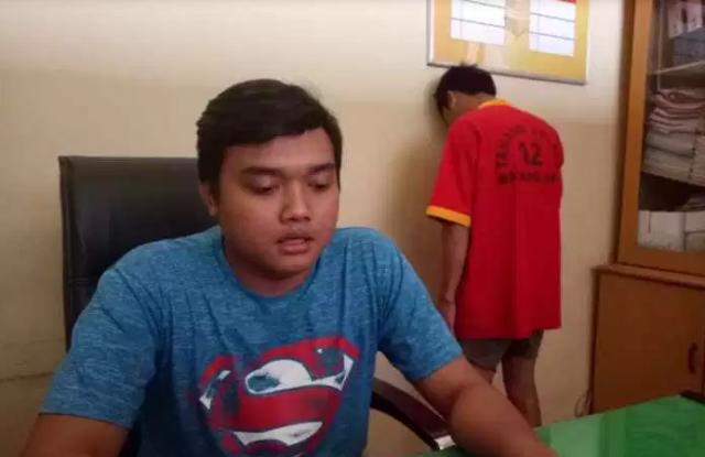 IPDA Seno Hartono Kanit Pidum Polres Batanghari (Serujambi.com)