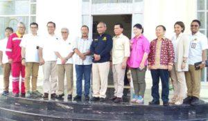 Saat Kunker SKK Migas Petrochina BPK di Tanjung Jabung Timur