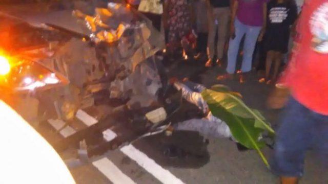 Photo of Lakalantas Mobil Vs Motor di Tebo, Dua Korban Meninggal Ditempat