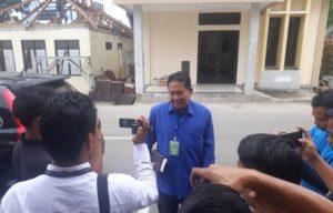 Tajuddin tiba di Polda Jambi