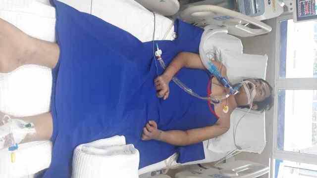 Paru-paru Bocor, Ilham Warga Siulak Kerinci Kritis Sudah 11 Hari di Hospital Malaysia