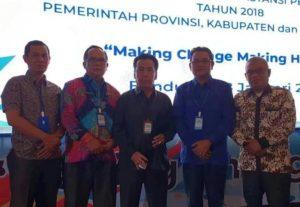 Pemkab Kerinci Raih SAKIP Nilai B dari Penilian Menteri PAN dan RB