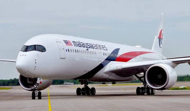 Ilustrasi : Pesawat Malaysia Airlines