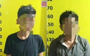 Dua Residivis Narkoba Yang diciduk Polisi