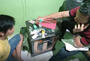 Polisi Tangkap Bandar Sabu di Rimbo Bujang