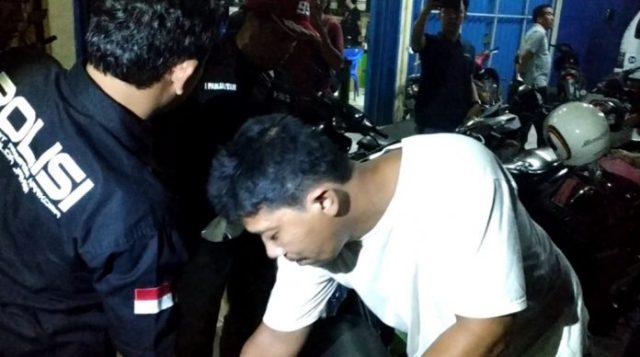 Positif Gunakan Narkoba, Pengunjung Warnet di Jambi Diamankan
