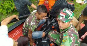 Siswa SD 44 Sarolangun Jatuh ke Sungai Tembesi Ditemukan Meninggal