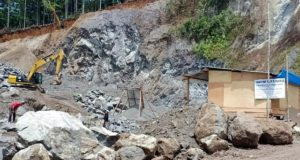 Tambang Illegal Beroperasi di Gunung Raya