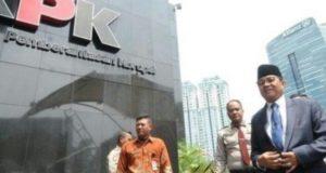 Ternyata Fachrori di KPK, Saat Pelantikan 432 Pejabat Pemprov Jambi Kemarin