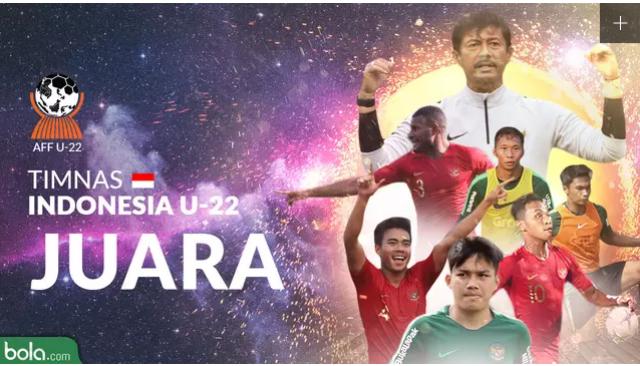 Juarai Piala AFF 2019, Menpora Siapkan Bonus Rp 2,1 M Untuk Timnas Indonesia U-22