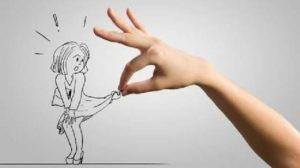 ilustrasi: pelecehan seksual.