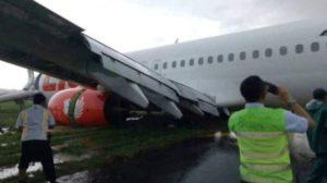 Lion Air Tergelincir