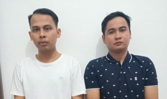 Simpan Sabu Dalam Anus, 2 Pria Diamankan di Bandara Jambi