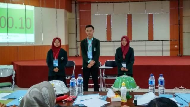3 Mahasiswa IAIN Kerinci Masuk Finalis LKTI Nasional
