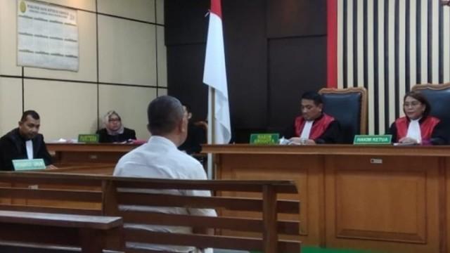 4 Terdakwa Kasus Pipanisasi Air Bersih Tanjung Jabung Barat Divonis Bersalah