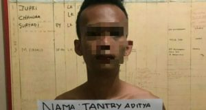 Curi Hp, Adit Warga Jambi Timur Diringkus Polisi