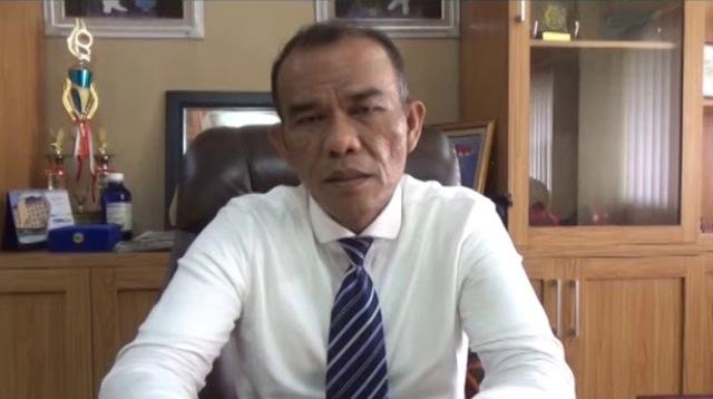 Kadis Pendidikan Provinsi Jambi Agus Herianto