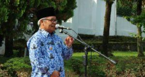 Ami Taher Wakil Bupati Kerinci