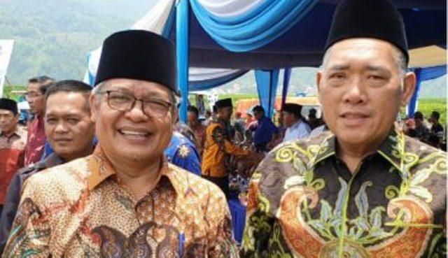 Photo of HTK Wakili HKK Nasional, Hadir di Acara Syukuran Pelantikan Adirozal – Ami Taher