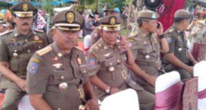 Amir Syam Kepala Satpol PP Kerinci