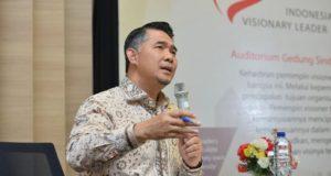 Fasha Wali Kota Jambi