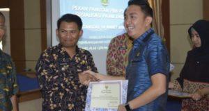 Fikar Azami Ketua DPRD Ajak Masyarakat Kota Sungai Penuh Taat Pajak