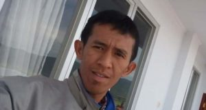 Hendra Mardiman Kades Desa Agung Kecamatan Danau Kerinci Kabupaten Kerinci