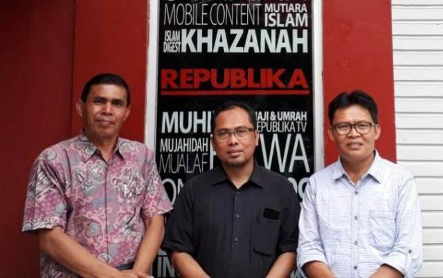 IAIN Kerinci Teken MoU Dengan PP Muhammadiah, Republika dan UHAMKA