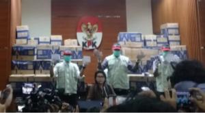 KPK Sita 84 Kardus Berisi 8 M dalam OTT Bowo, Diduga Untuk Serangan Fajar
