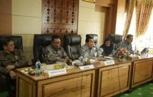 KPK dan Pemkot Sungai Penuh Bahas Soal Peberantasan Korupsi Terintegrasi