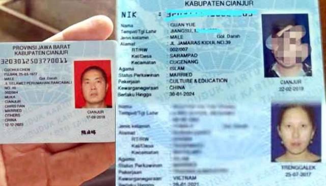 Photo of 158 WNA Terdaftar di DPT, di Bali Paling Banyak