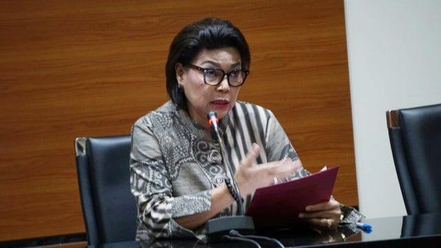 Komisioner KPK Basaria Panjaitan