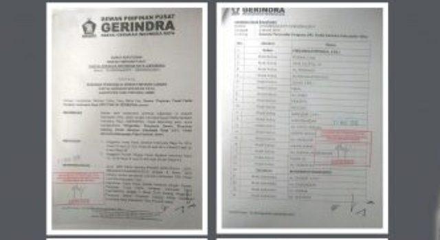 Photo of Konflik Gerindra Jambi Makan Korban, Dua Ketua DPC yang Dipecat Akhirnya Menggugat