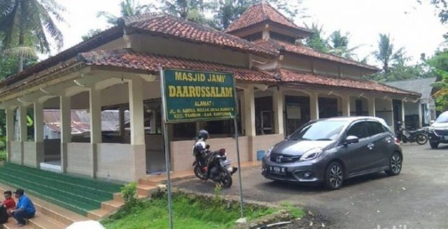 Photo of Masjid Dirusak OTK, Al-Qur'an Dikotori dan Dibuang ke Sumur
