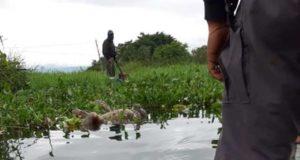 Penemuan Mayat di Danau Kerinci