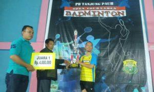 PB Harpulia Jurai Tanjung Pauh Open