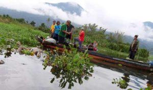 Breaking News! Ditemukan Mayat Bocah di Danau Kerinci