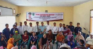 Penyandang Disabilitas Terima Bantuan CSR