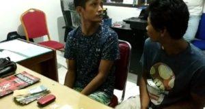 Residivis Narkoba Diamankan di Danau Sipin Jambi