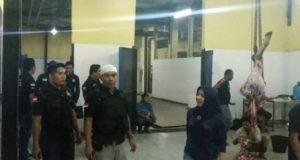 Rumah Potong Hewan Jambi Digerebek Polisi, Diduga Karyawan Konsumsi Narkoba