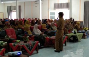 Sosialisasi BOP Tahun 2019 di Hotel Mahkota Kota Sungai Penuh Provinsi Jambi Senin 25/03/2019